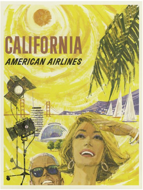 California American Airlines