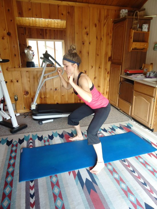 Do It Yourself PIYO Workout