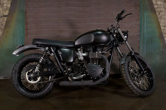 Hammarhead Ninety-Two Motorcycle :: I'll be in my bunk.
