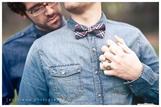 same sex couple engagement session #gay #glbt #equality #engagement #photography #photosession