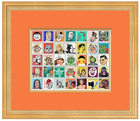 Stamps  Board