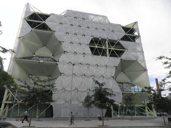 Energy efficiency in built environments