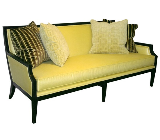 InStyle-Decor.com Beverly Hills Luxury Designer French Sofa.