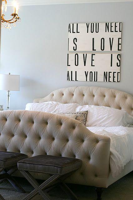 Love! Bedroom