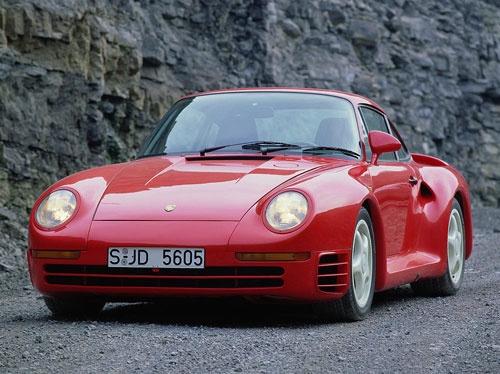 PORSCHE 959 (1987-1988)