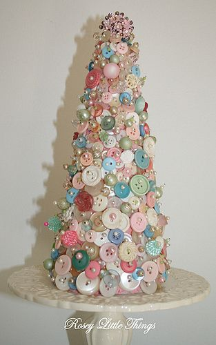 Button Tree, via Flickr.