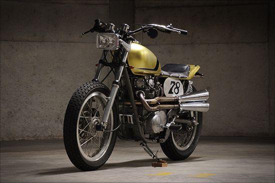 Matt Machine's 1978 XS650 Street Tracker - Pipeburn - Purveyors of Classic Motorcycles, Cafe Racers & Custom motorbikes