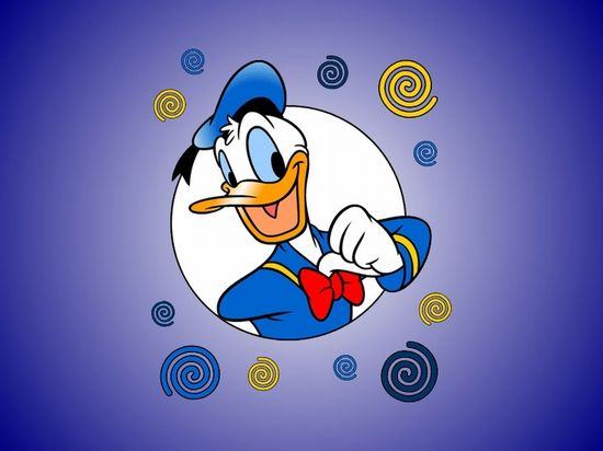 Mr. Duck Steps Out'' Daisy and Donald Duck Tee for Women