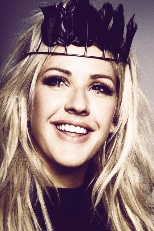 ellie goulding is going to be pinned to this board multiple times.