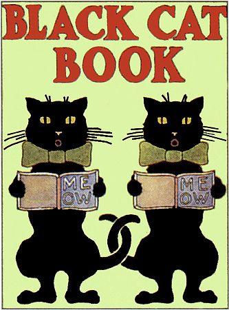 Black Cat Book