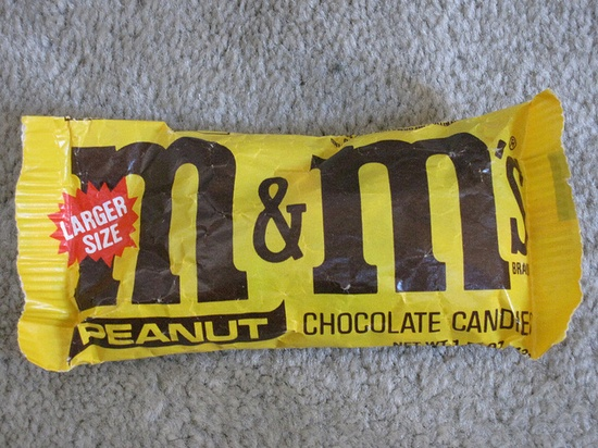 80s M wrapper-plain wrapper from what we see now..