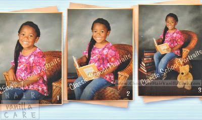 Natural Hair Styling Tips for School Picture Day #NaturalHair