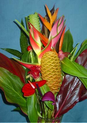 beautiful flower arrangment