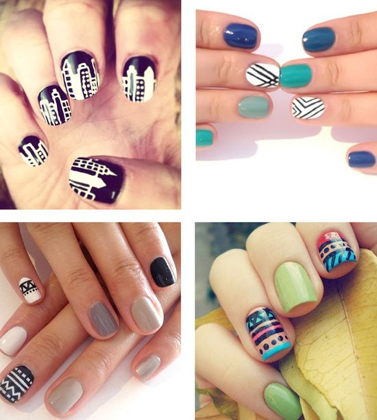 Check out some of our favorite recent nail art submissions from clients like you - read more on the Glossy! #Sephora
