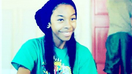 RayRay(Bans)! He is SOO funny! I love his hair and his craziness .....Lols ....yea ....    P.S. I hope you ! (Mindless Behavior) are reading This