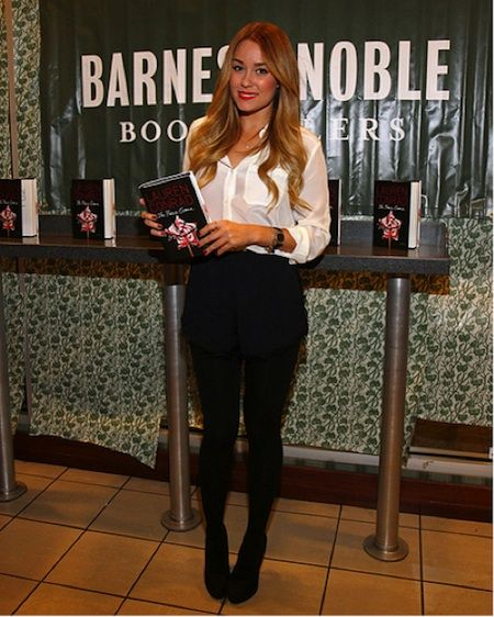 Lauren Conrad: Book Signing in Boston