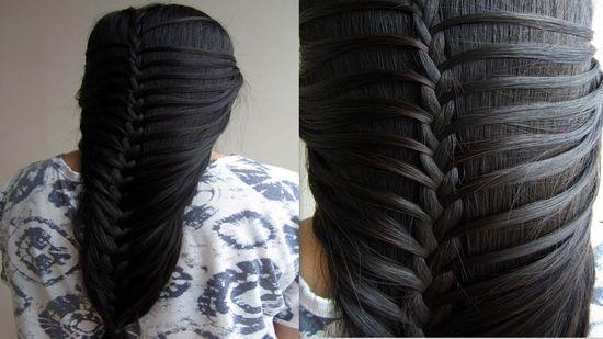 Gladiator Inspired Braided Hair