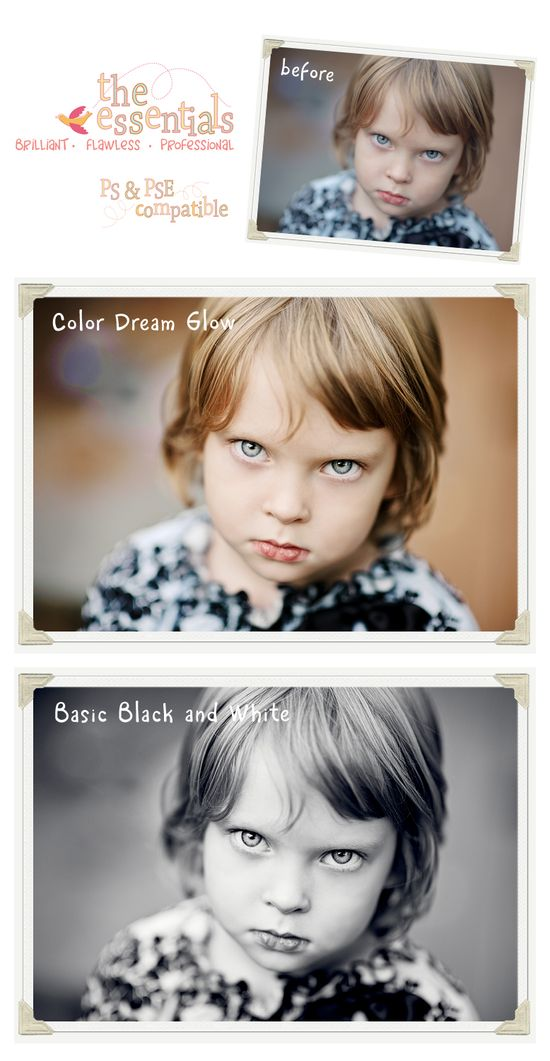 photoshop elements actions – I have to read this site!
