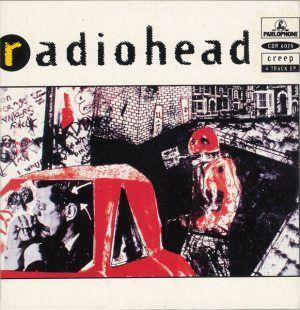 Radiohead - Creep Single