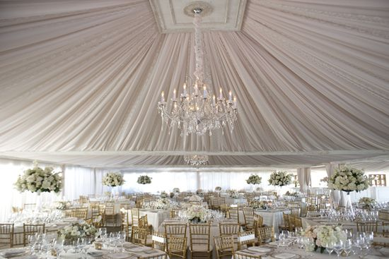 Fifteen Tent Wedding Ideas