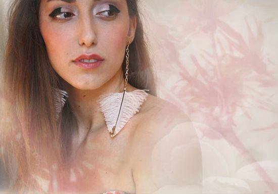 R e n d e z  v o u s  Winter Fashion Earrings  Anchor by noemiah