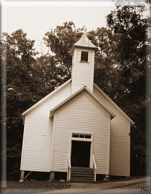 The Old Country Church