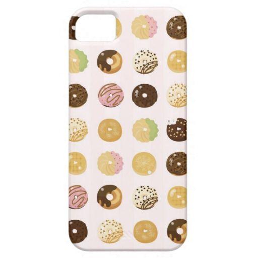 IPhone case of doughnut iPhone 5 Cases