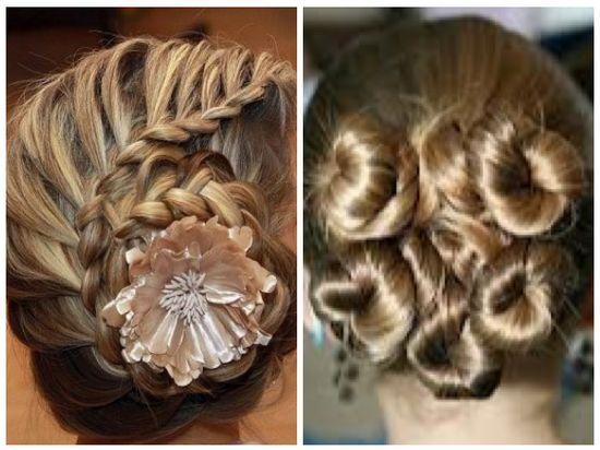 #haistyle #design #hair #style #brown #blonde #wedding