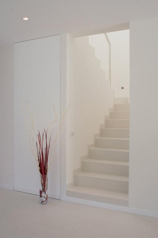 Casa unifamiliare, Cavallino-Treporti, 2012  #architecture #design #stair