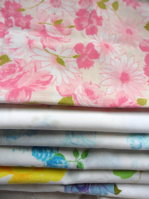 50s,60s and 70s fabrics