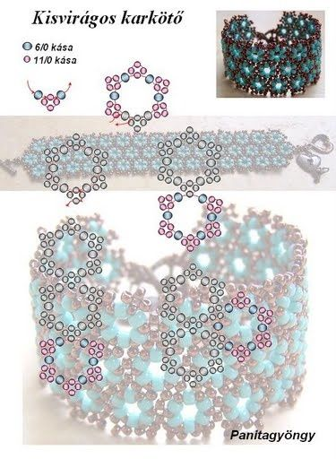 beads jewelry tutorial
