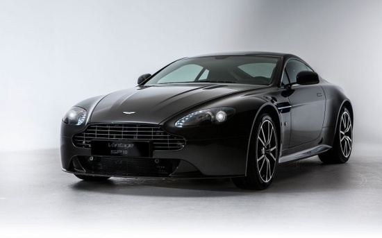 2013 Aston Martin Vantage SP10 manual transmission