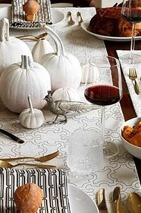 Decor/Table Idea 17 Rules Of Friendsgiving   #anthropologie #pintowin #Friendsgiving