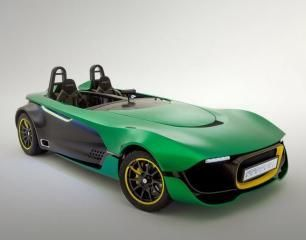 Caterham AeroSeven Concept Is the Stuff of Sports Car