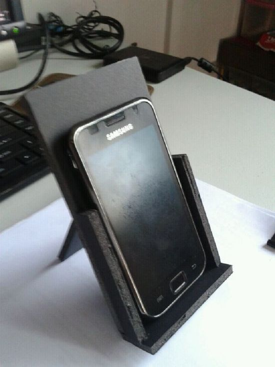 DIY Smart Phone Holder