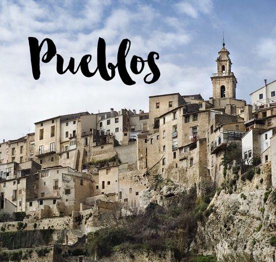 Los Pueblos Más Bonitos De La C Valenciana