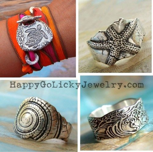 Cool Handmade Silver Jewelry Gift Ideas for Women, Men & Teenagers