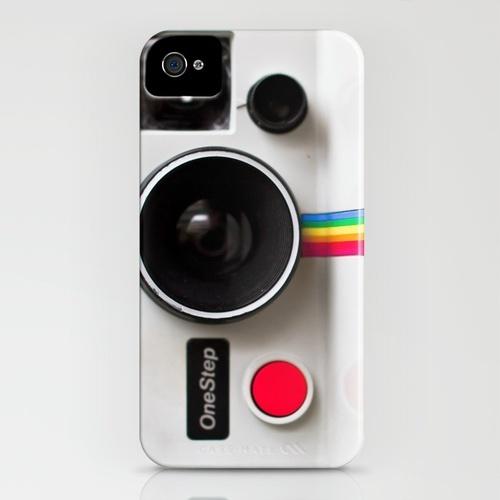 polaroid camera case #iphone