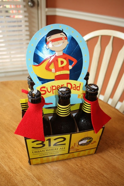 A ton of cute DIY Father's Day gift ideas!