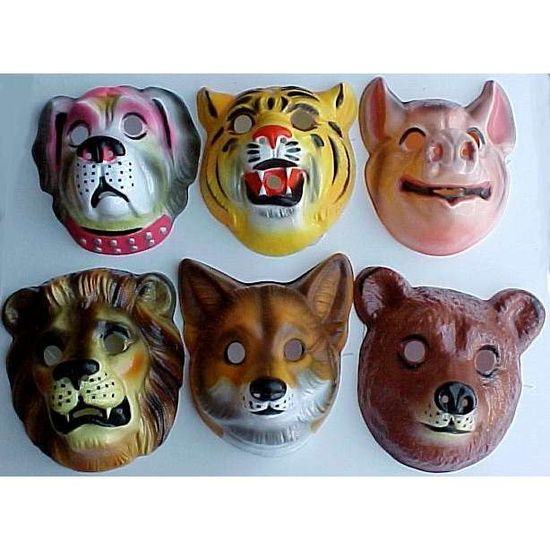 #CDWish13    Wild Animal Masks