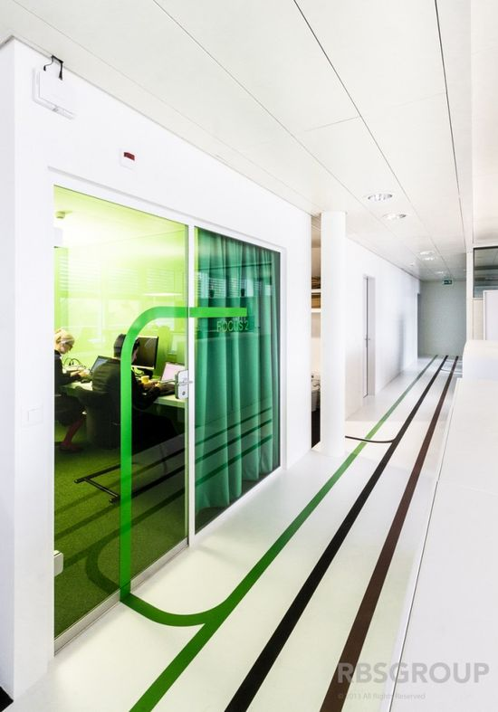 Compass Groups New Offices