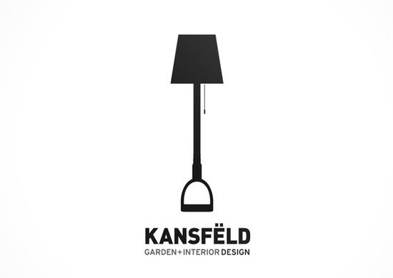 Kansfeld - Garden + Interior Design by Ben Cox, via Behance
