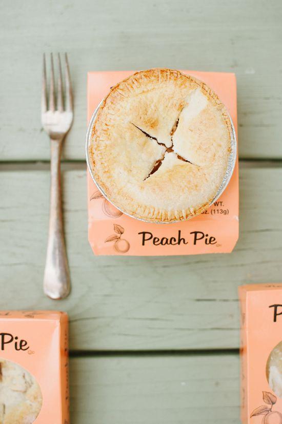 Peach Pies /