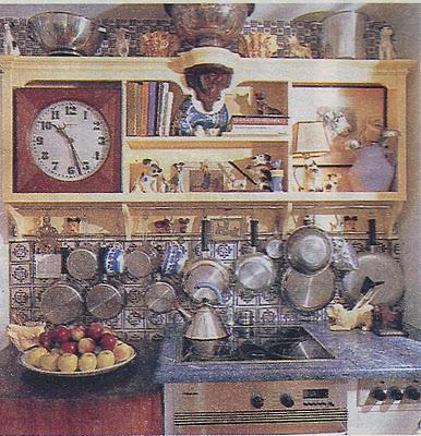 My cotage kitchen