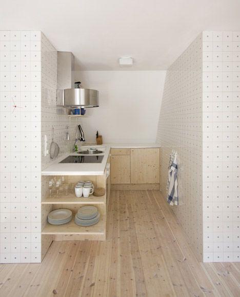 Apartment in Föhr by Francesco Di Gregorio and Karin Matz