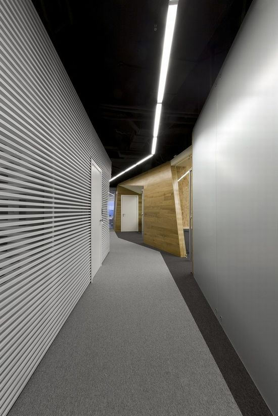 Yandex Office by za bor Architects, Yekaterinburg   Russia office design FLASH OF LIGHT