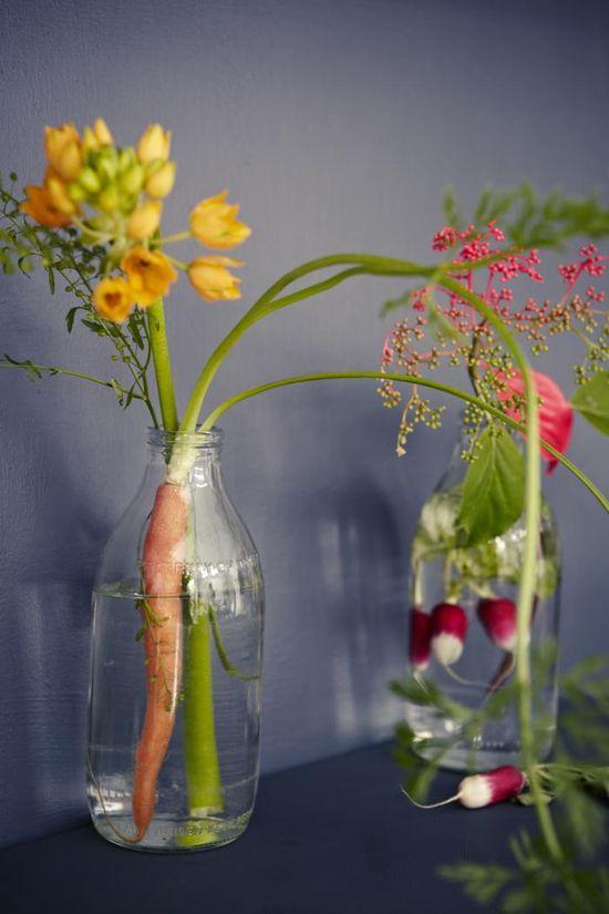 veggie flowers