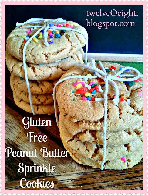 gluten free Peanut butter cookie recipe and a few others too
