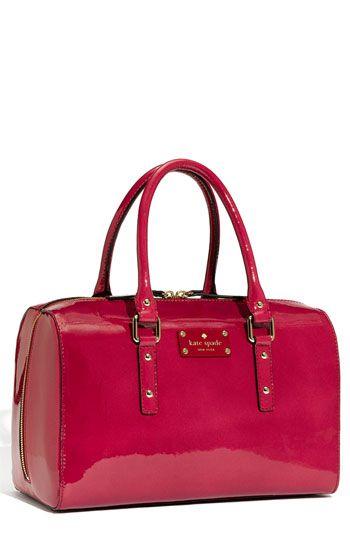 loving this pink bag