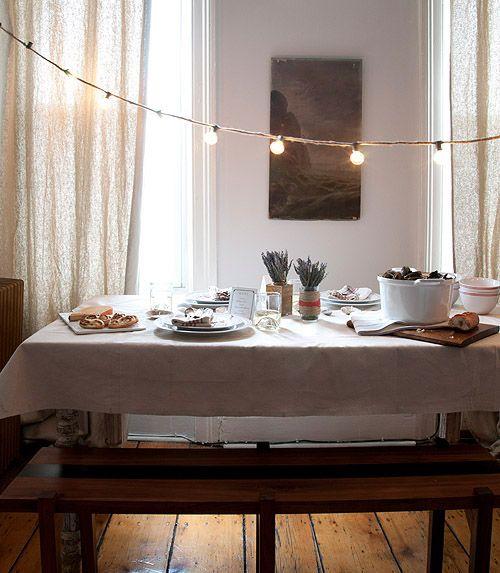 paris kitchen table #athomewithSA
